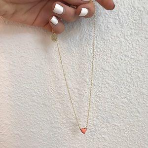 Kendra Scott Delicate Necklace